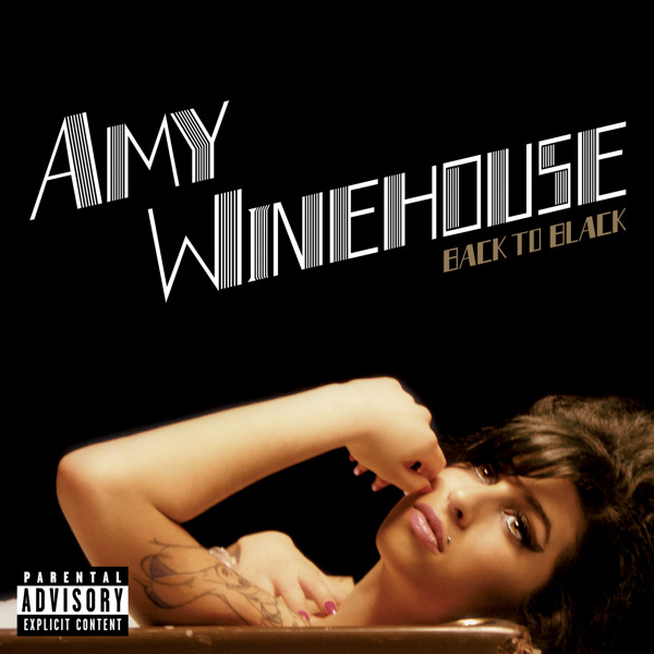 Amy Winehouse - Back To Black Cover