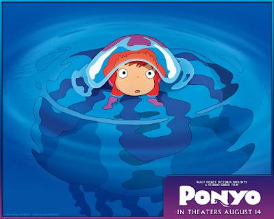 Phim Gake no Ue no Ponyo -Cô bé Người Cá Ponyo