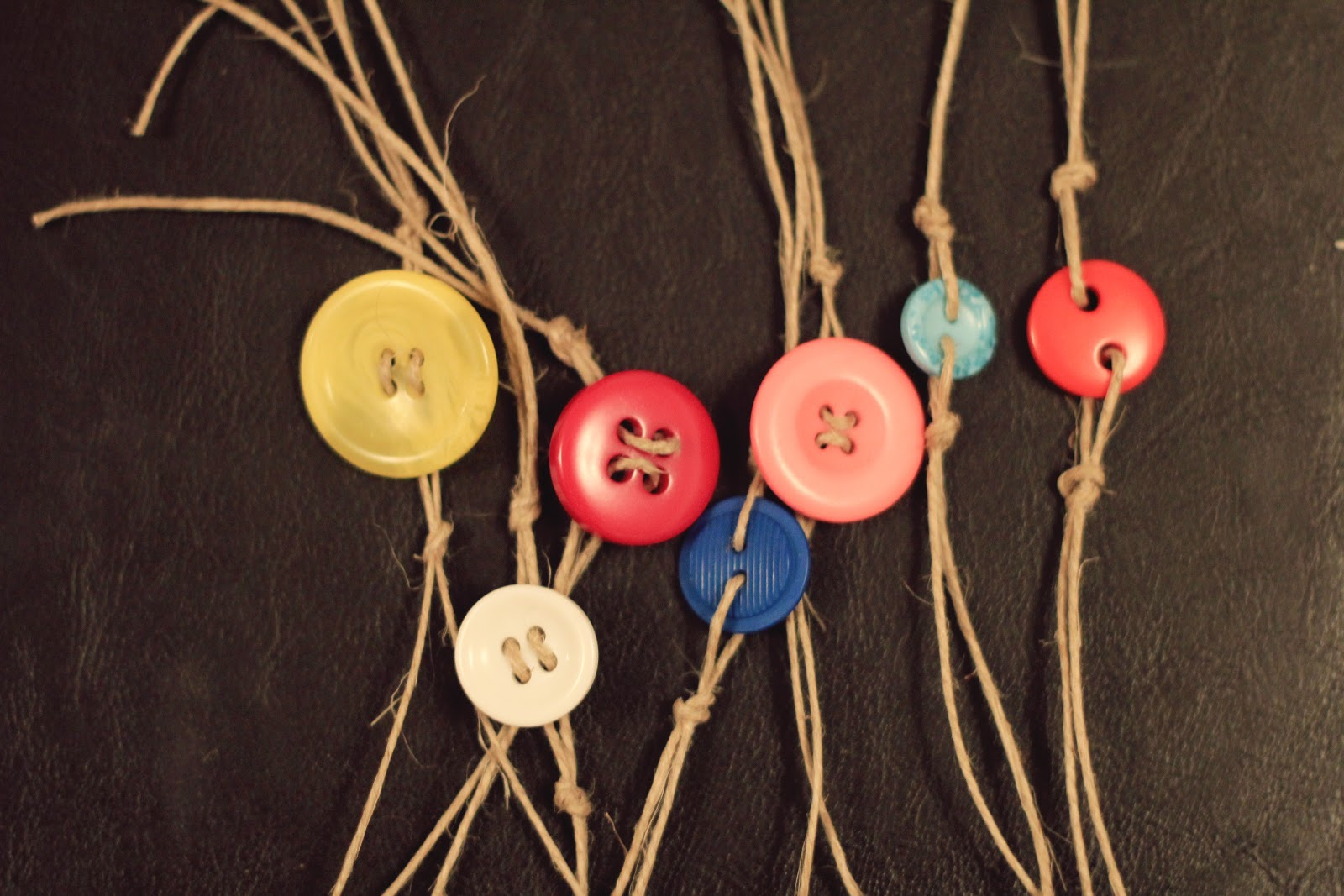 sassafras button bracelets diy project for kids