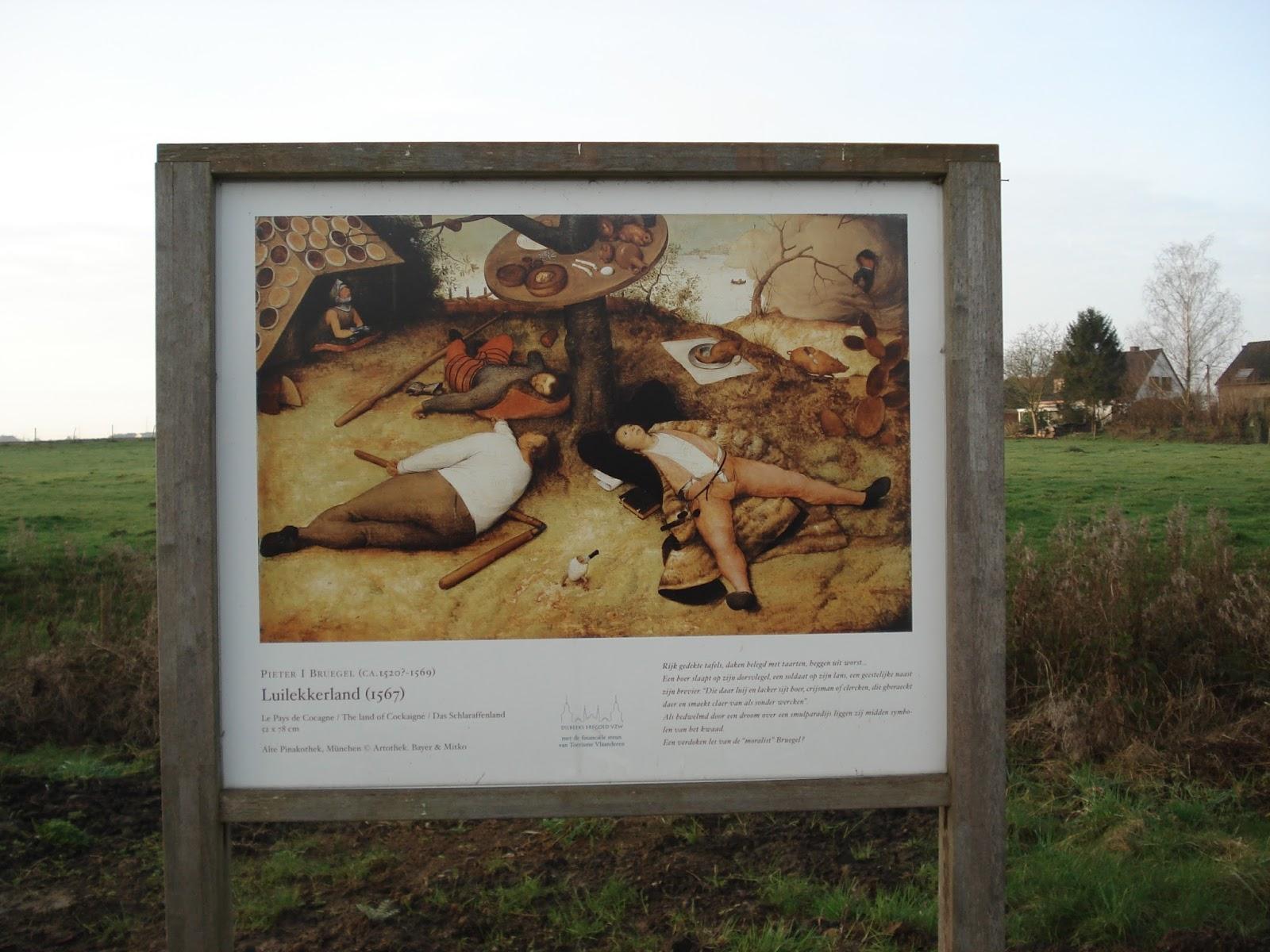 Bruegel in het Pajottenland