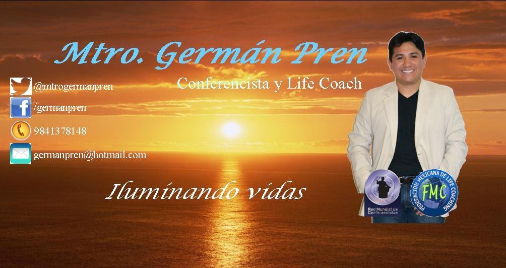 Mtro. Germán Pren