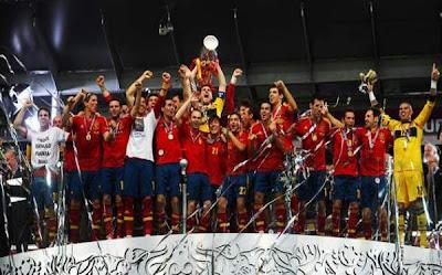 Spanyol Juara Piala Eropa 2012 - Euro 2012
