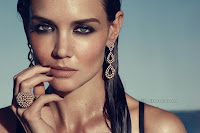 Katie, Holmes, stars, in, the, Iris, H.Stern, Collection, Campaign