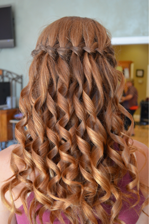 Graduation Hairstyle For Long Hair : Shine bright like a diamond top favorite braids