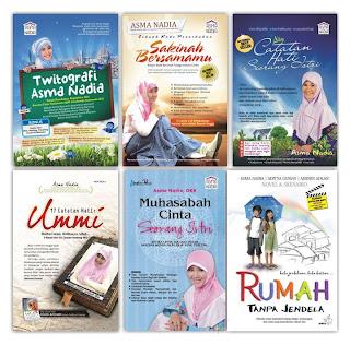 beli buku online catatan hati seorang istri asma nadia toko buku online rumah buku iqro