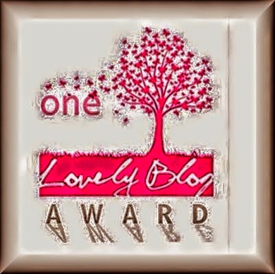 2º premio one Lovely Blog AWARD