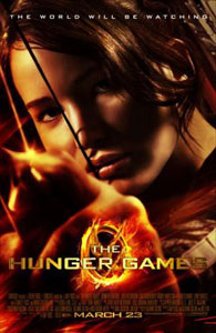 Poster original de Los juegos del hambre