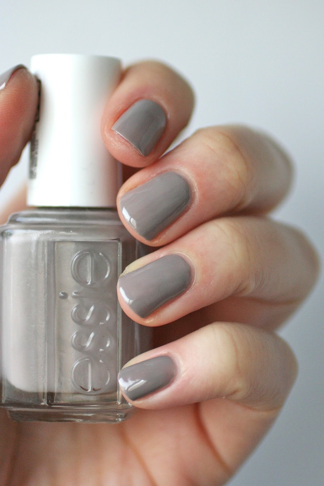 Essie Greige Comparison : Chinchilly, Take It Outside, Master Plan ...