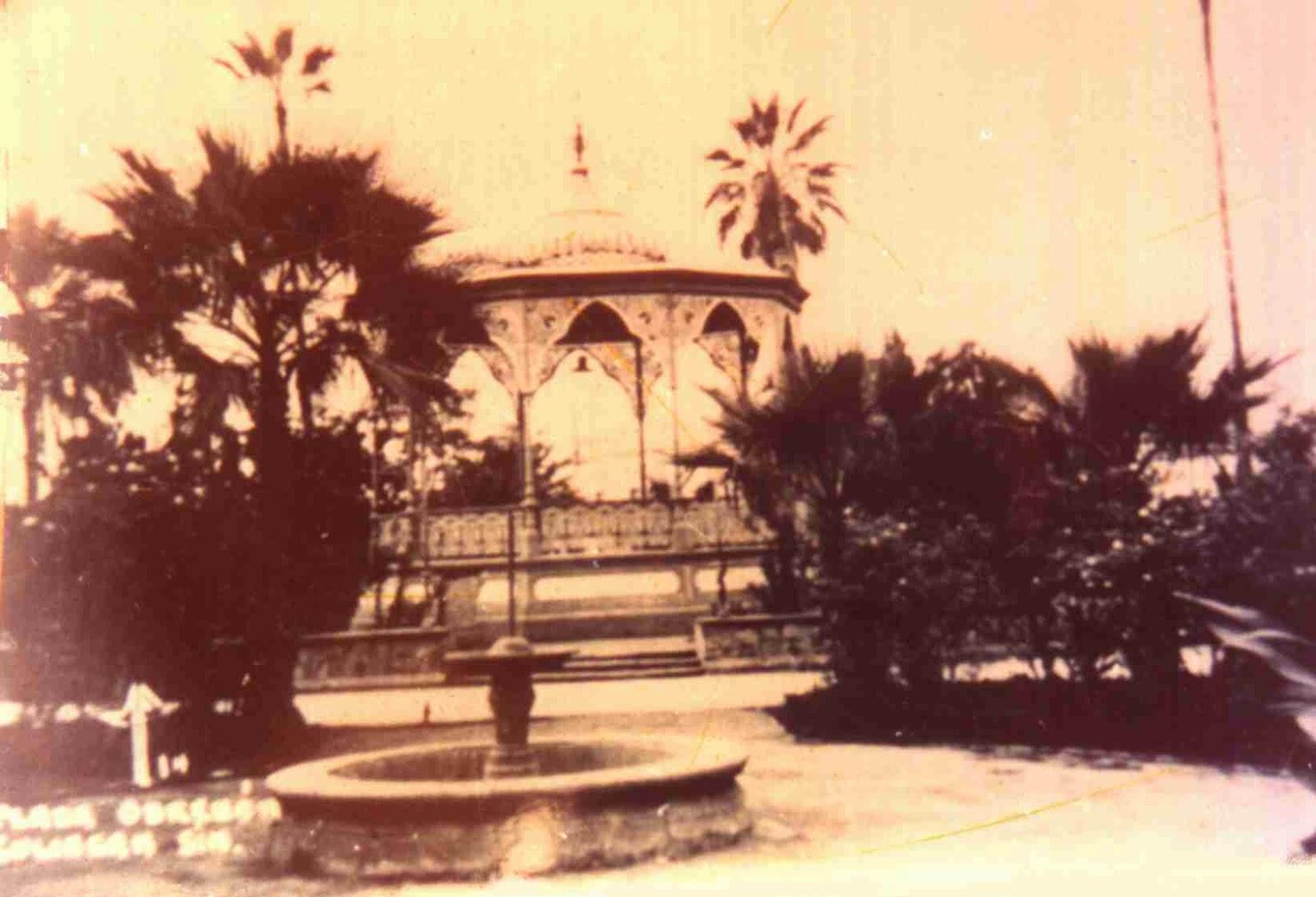 Image result for imágenes de la plazuela rosales, en Culiacán, Sinaloa