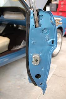 Lelu S 66 Mustang Door Weatherstrip Trunk Sound Deadner