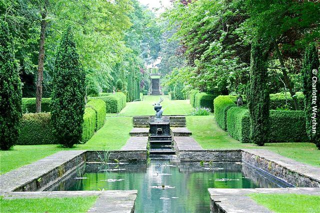 The Galloping Gardener Buscot Park A House And Garden