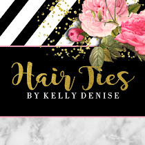 Faceook: Hair Ties by Kelly Denise