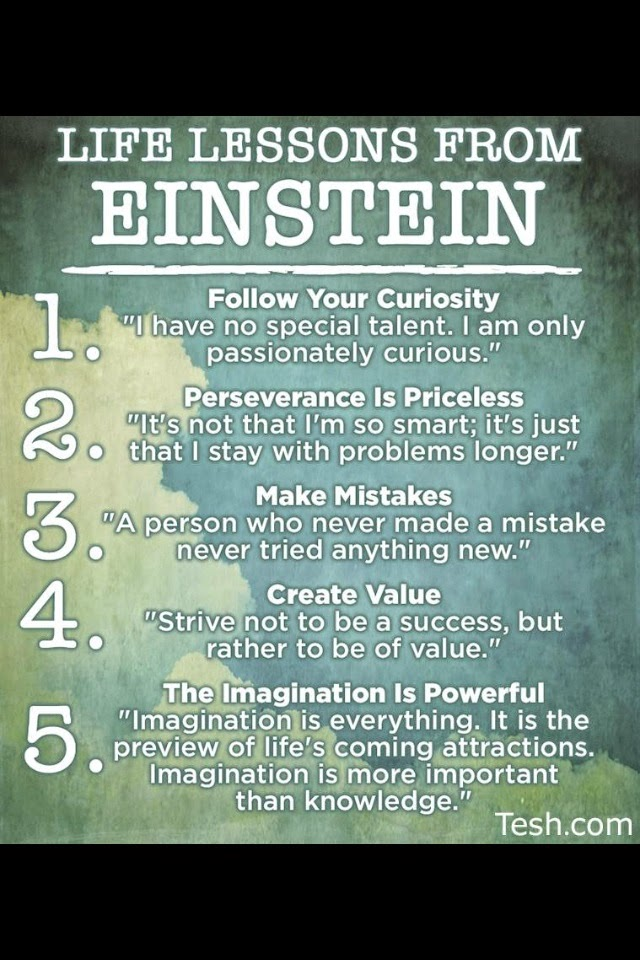 Love Einstein