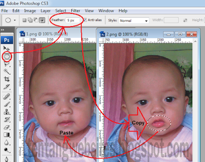 Cara membuat animasi di photoshop