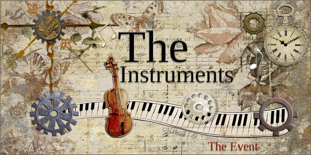 The Instruments - The Event