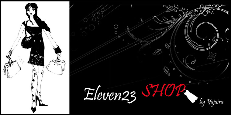 Eleven23SHOP by Yajaira