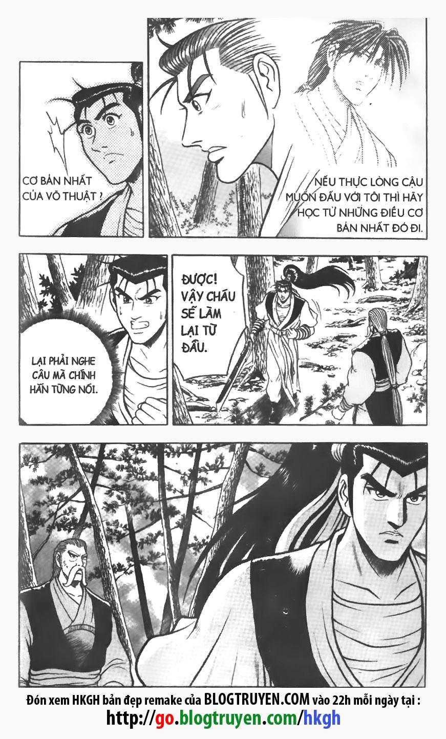 Hiệp Khách Giang Hồ chap 79 page 22 - IZTruyenTranh.com
