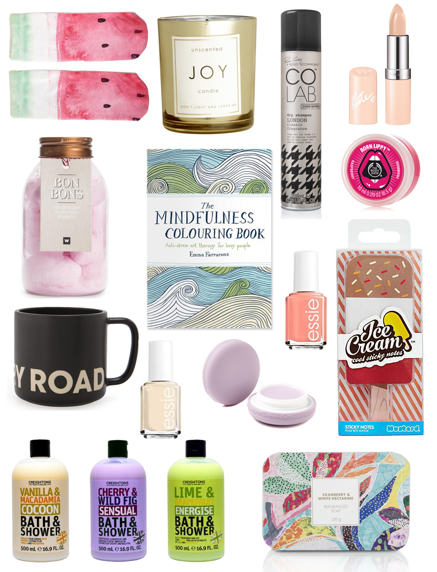 Kiss, Blush and Tell: Christmas Gift Guide 2015 - Stocking Fillers ...
