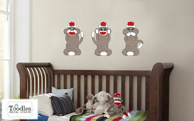Wall Decal for nursery
