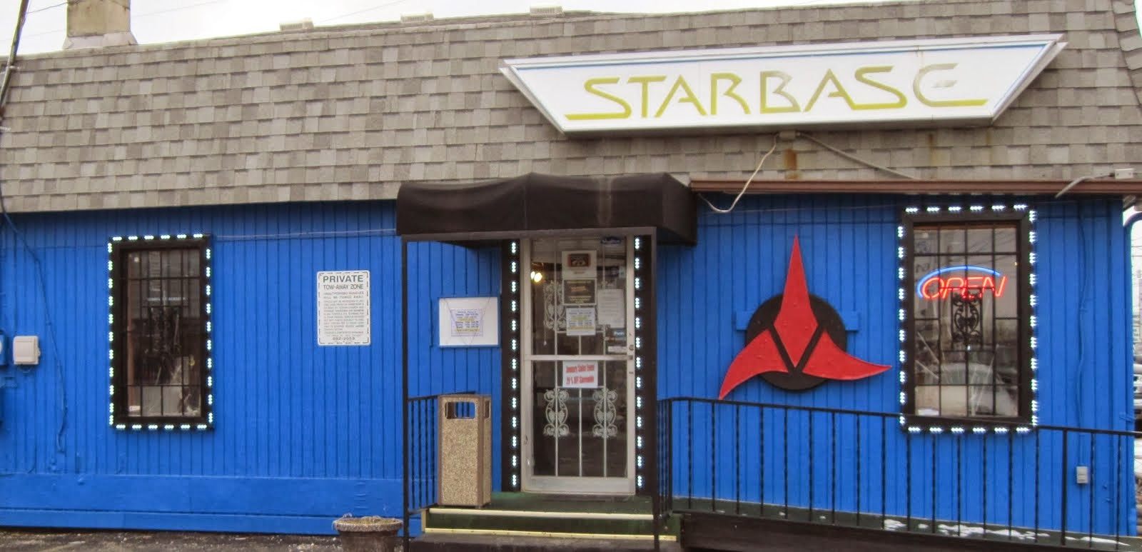 Star Base Columbus<br>Your #1 Weekend Destination!