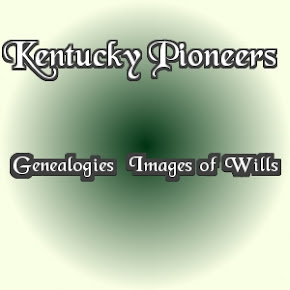 Kentucky Genealogy