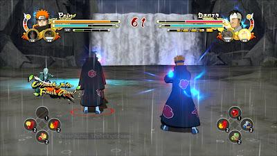 spesifikasi game naruto ultimate ninja storm 4 pc