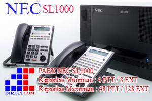 Telp digital sl1000