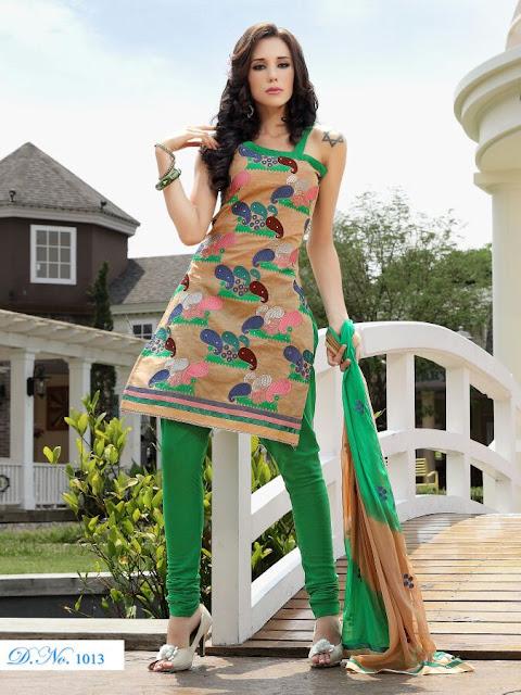 Designer Anarkali Salwar Kameez, Fancy Embroidery Anarkali Salwar Suits in Goa