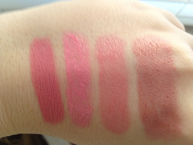 Tarte LipSurgence Collection Swatches, Photos & Review