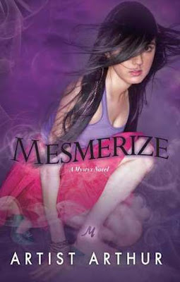 Book Review and Author Interview: Mesmerize by Artist Arthur!