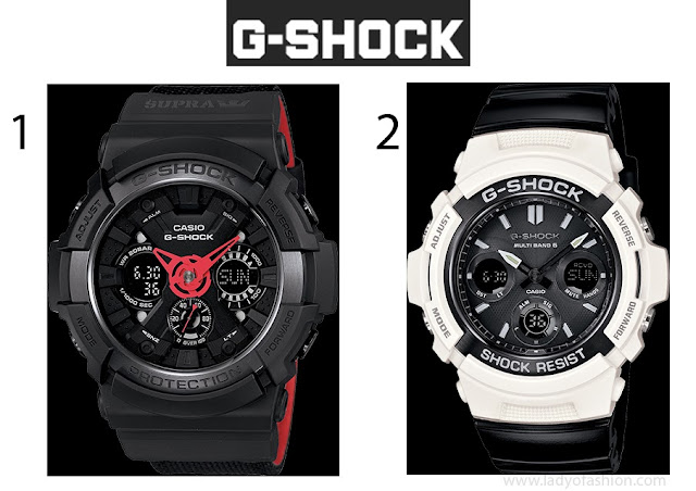 G-Shock Watches Best men's watches