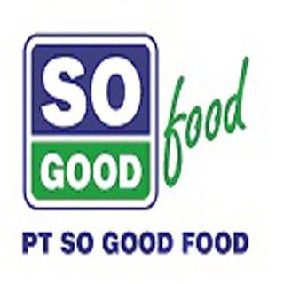PT SO GOOD FOOD