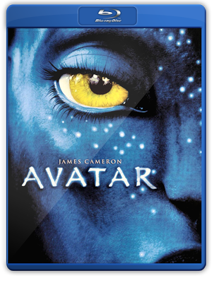 Avatar Bluray