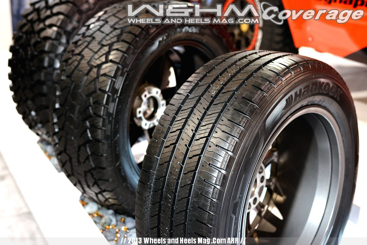 What Car Company Uses Hankook Tires