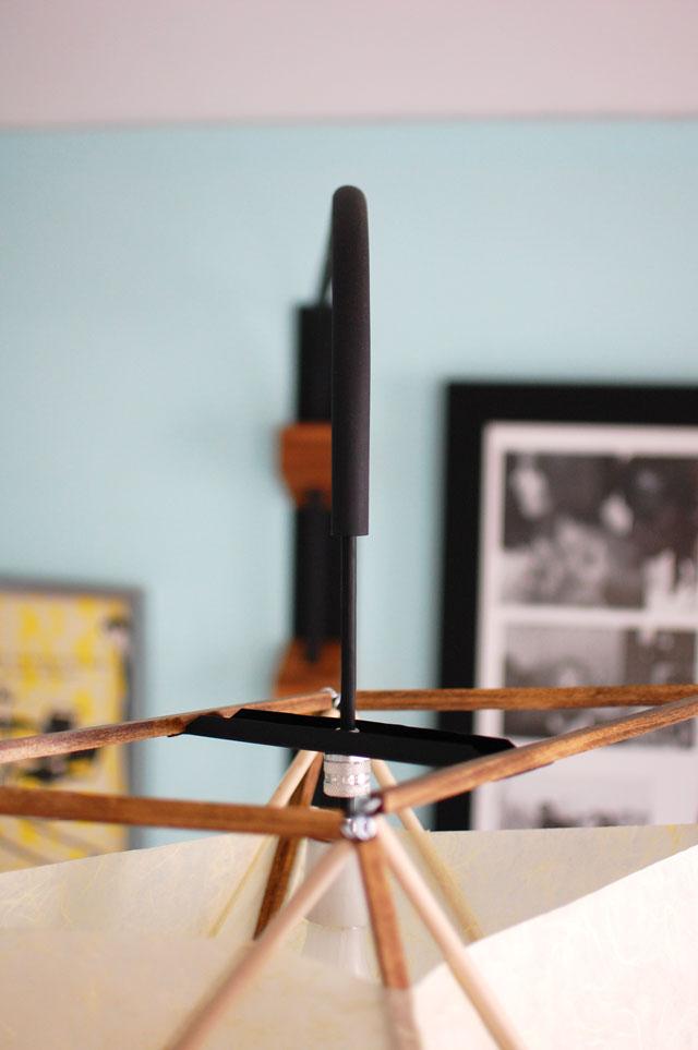 mimshi blogger: Cantilever lamp & teenage daydreaming