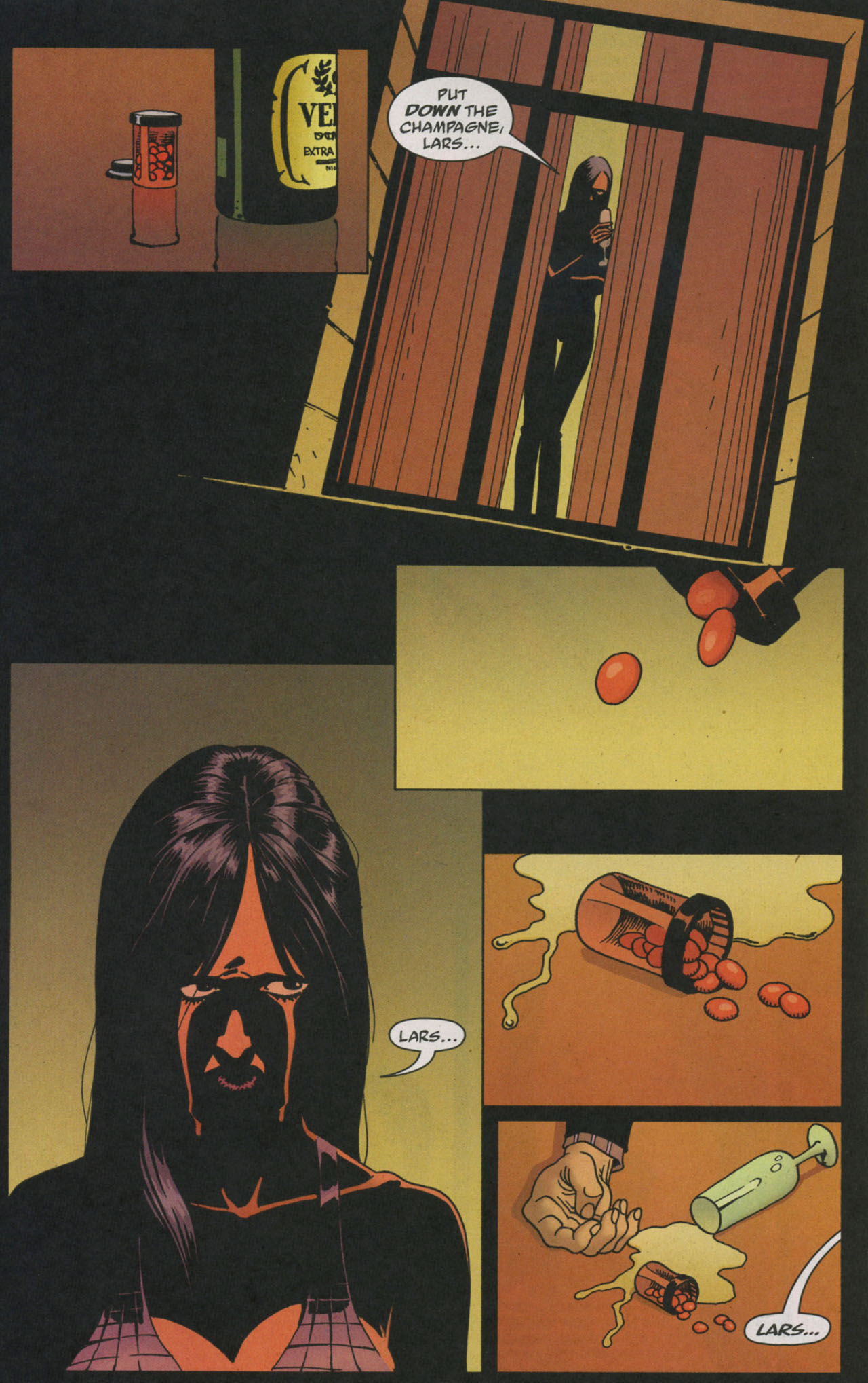 100 Bullets 74 Page 5