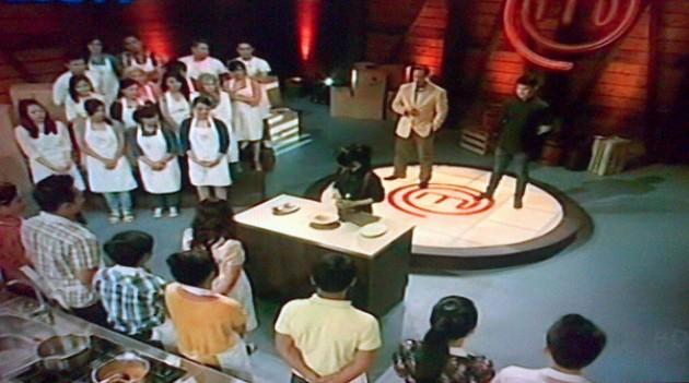 Astagfirullah ! Ada Lafazh Allah di Lantai Acara Master Chef RCTI