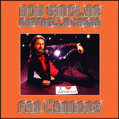 Bob Sinclar - Far L'Amore (feat. Raffaella Carrà) Lyrics