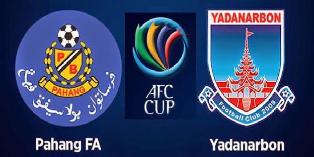 Siaran Langsung Pahang Vs Yadanarbon 29 April 2015 AFC Cup
