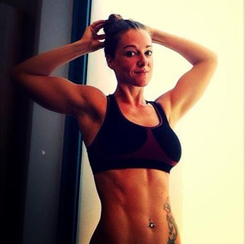 Nena Buddemeier muscular girl