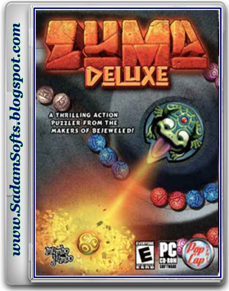 Zuma Deluxe Crack Patch Free Download Full Version Pro