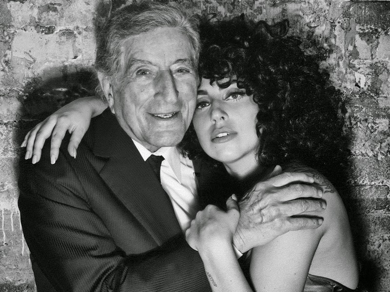 Lady Gaga & Tony Bennett - Cheek To Cheek