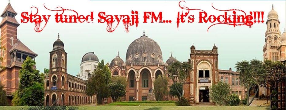 Sayaji FM... It's Rocking!!!