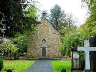 Kapelle der Deutschordenskommende Ramersdorf