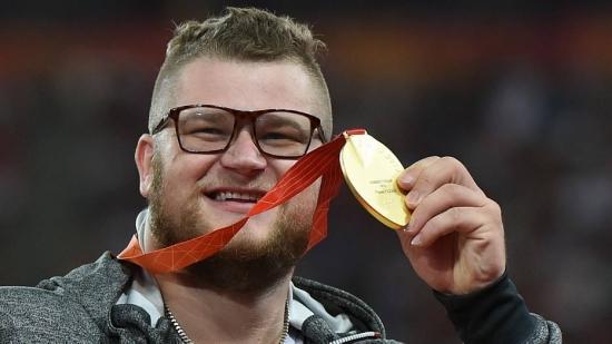 Em Pequim, Pawel Fajdek conquistou o título mundial no lançamento de martelo