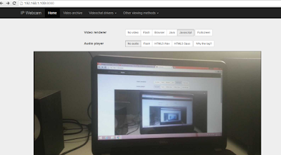 Ip webcam pc settings