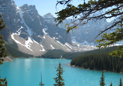 Banff National Park, a must-see on a trip to Western Canada