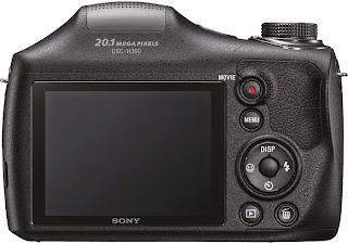 Spesifikasi Kamera Sony DSC H300