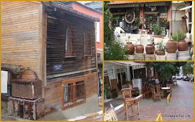 Shops ın Çukurcuma, Istanbul