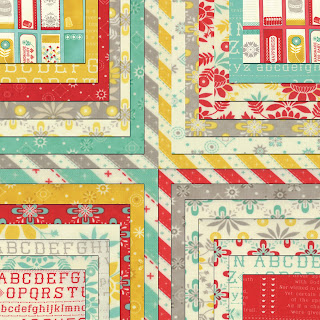 Moda BABY JANE Quilt Fabric by Eric & Julie Comstock